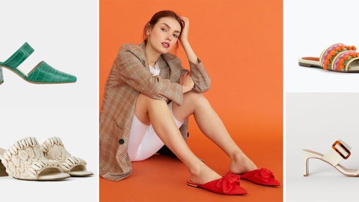 Mules : comment porter la chaussure tendance de l'été 2019 ?