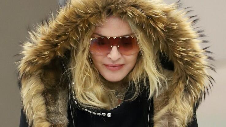 Colère de Madonna qui n'a pas apprécié un article sur elle publié dans le New York Times