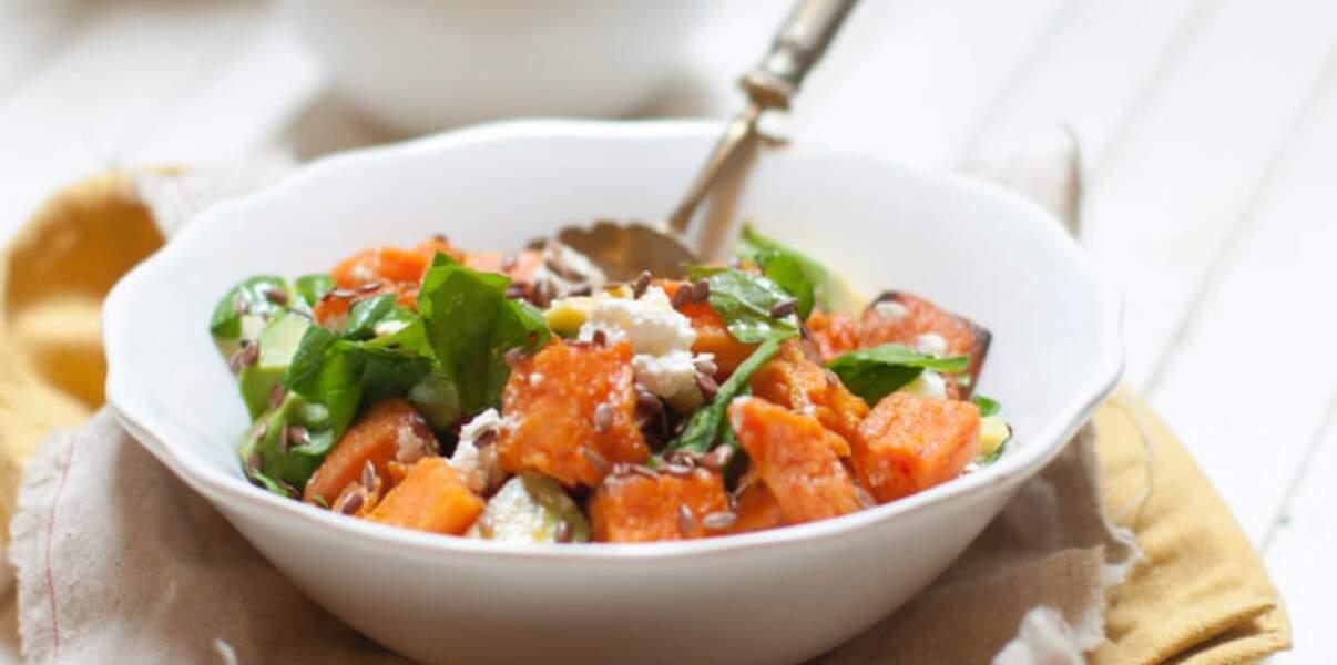 Salade de patates douces rôties Tradéo®