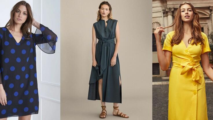 Robes d'été : top 10 des modèles qui affinent la silhouette