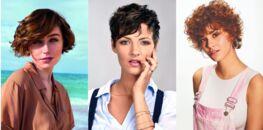 7 Coupes Courtes Pour Cheveux Blancs Femme Actuelle Le Mag