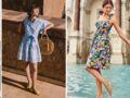 Robe courte et mi-longue : les plus beaux modèles pour l'été 2019