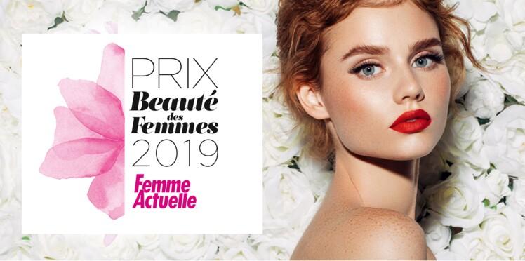 Prix Beauté des Femmes 2019 : les produits testés