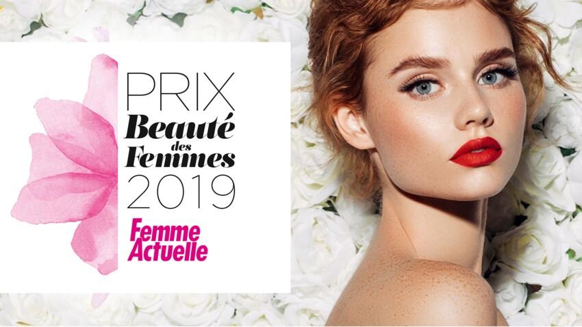 Prix Beauté des Femmes 2019 : les produits gagnants