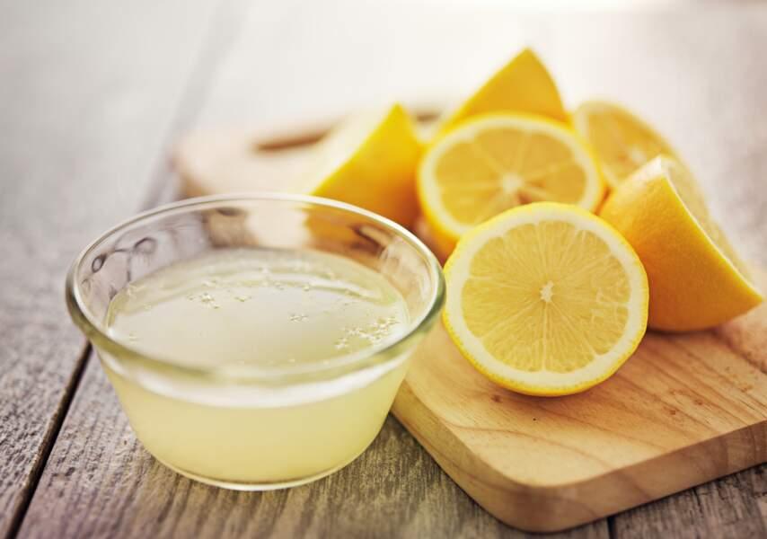 Le citron : un bouclier contre l'inflammation chronique