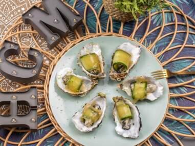 Nos meilleures recettes à base  d'huîtres