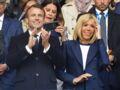 Coupe du monde des Bleues : Emmanuel Macron fou de joie pendant le match