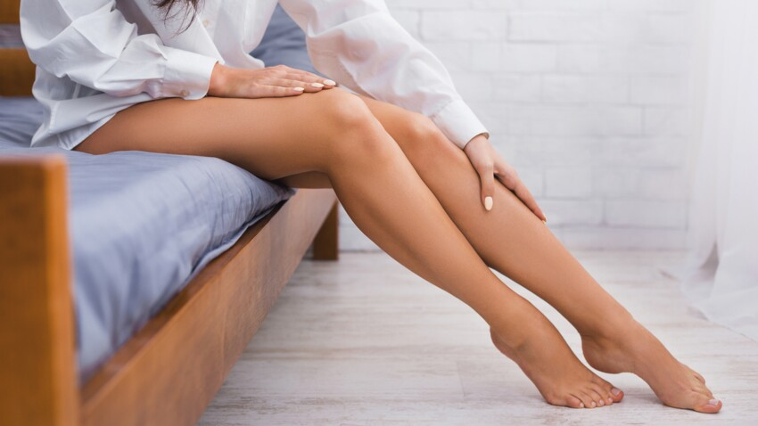 Heavy legs: 10 innovative and effective treatments: Femme Actuelle Le MAG