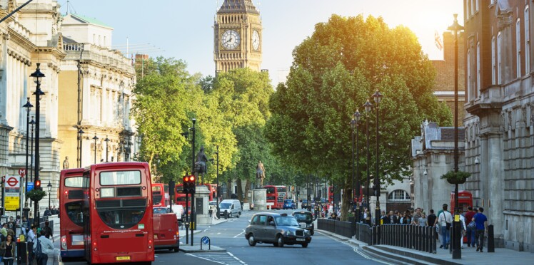 A Londres, des zones à faibles émissions pour limiter la pollution de l'air