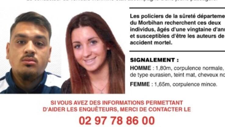 Enfants fauchés à Lorient : le conducteur Killian interpellé