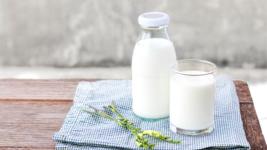 1 litre, 75 cl, 50 cl… Que faire avec du lait ?