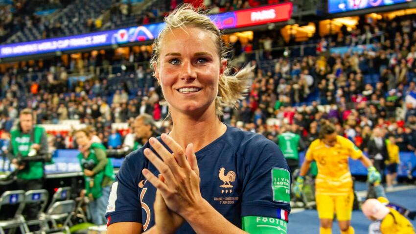 Coupe du monde 2019 : Amandine Henry est la deuxième joueuse la mieux payée au monde