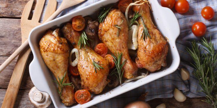 Recette Weight Watchers : Cari de poulet à la mauricienne