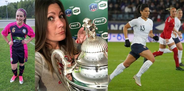 Coupe du monde de football: les femmes occupent le terrain!