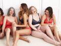 """Photos - """"Attention alerte à la Bombe"""" : quand Camille Cerf pose en lingerie sur Instagram avec des modèles sans retouches (découvrez sa collection de dessous qui sublime toutes les morphos)"""
