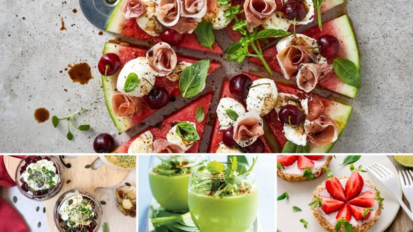 Apéro dinatoire : nos recettes faciles sans cuisson