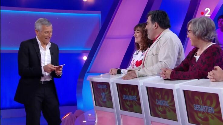 Vidéo - Nagui tacle un candidat sur son poids dans Tout le monde veut prendre sa place