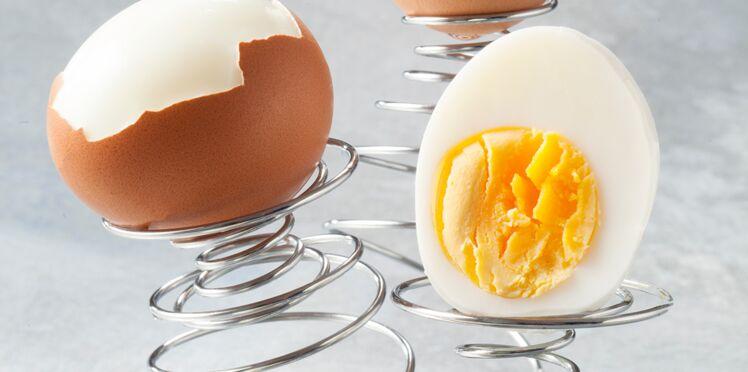 L'œuf dur