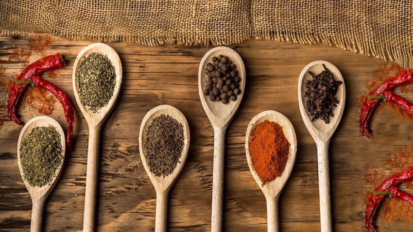 Cannelle, curcuma... 10 épices aux bienfaits santé validés par la science