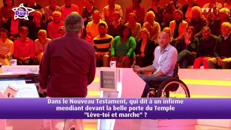 Malaise dans les 12 coups de midi : cette question gênante posée à un candidat en fauteuil roulant