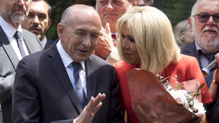 Brigitte Macron se défend, avec humour, de faire de la politique