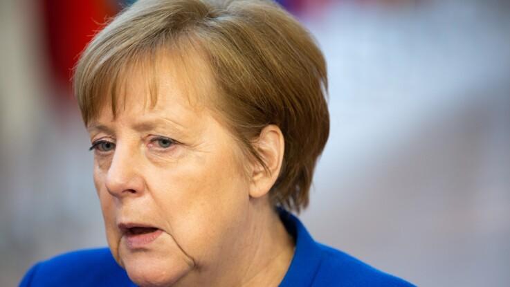 Angela Merkel prise de tremblements incontrôlables lors d'une cérémonie : inquiétude sur son état de santé