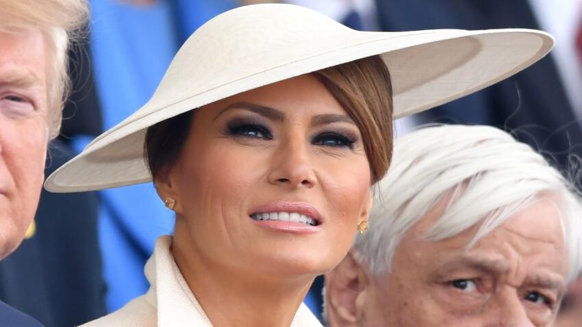 Coiffure, maquillage : comment et en combien de temps Melania Trump se prépare-t-elle le matin ?