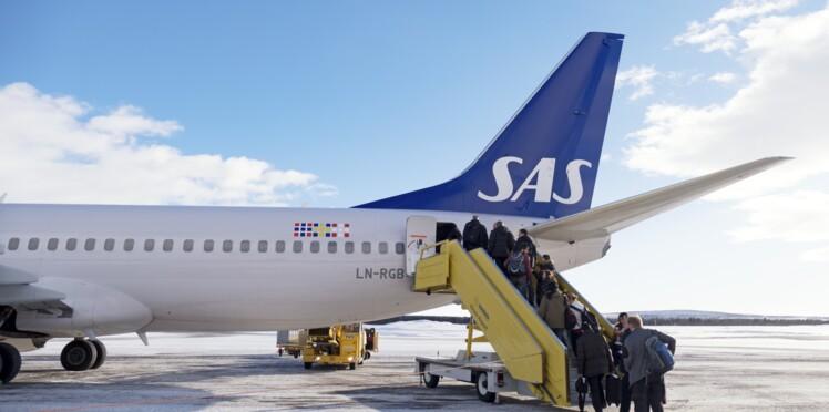Contre le réchauffement climatique, faut-il taxer les billets d'avion comme en Suède?