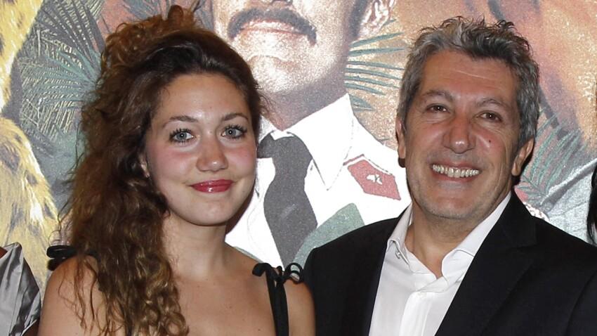 Alain Chabat : sa fille Louise s'affiche presque nue en tenue résille pour ses 31 ans