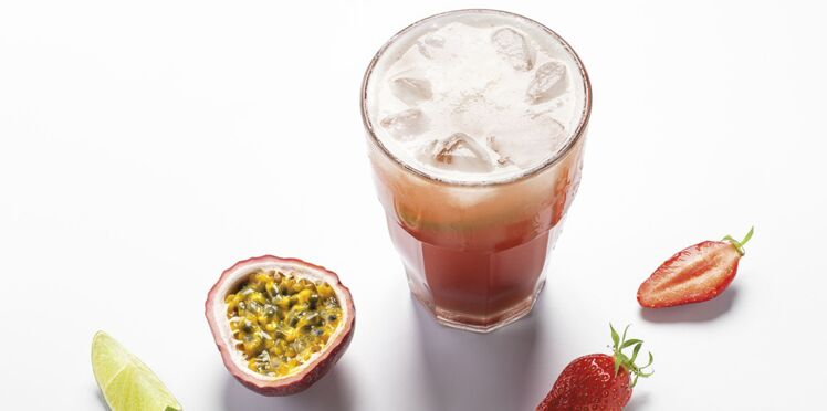 Cocktail le Caraïbe