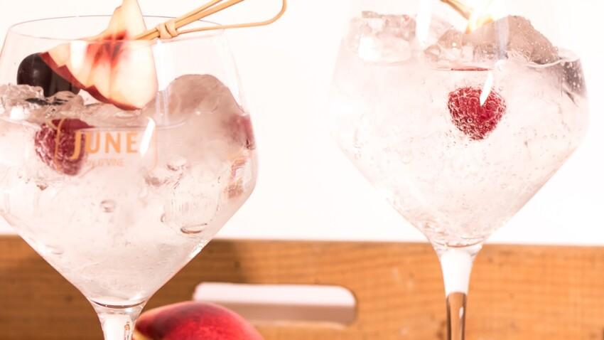 Cocktail June & Tonic
