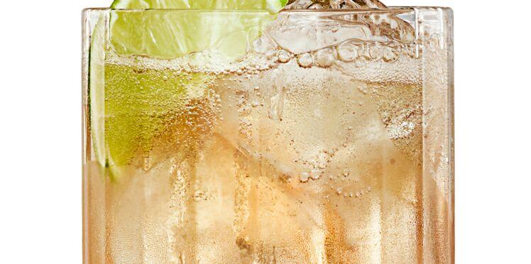 Cocktail Caribbean Mule
