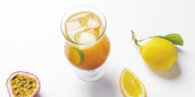 Cocktail le Soleil levant