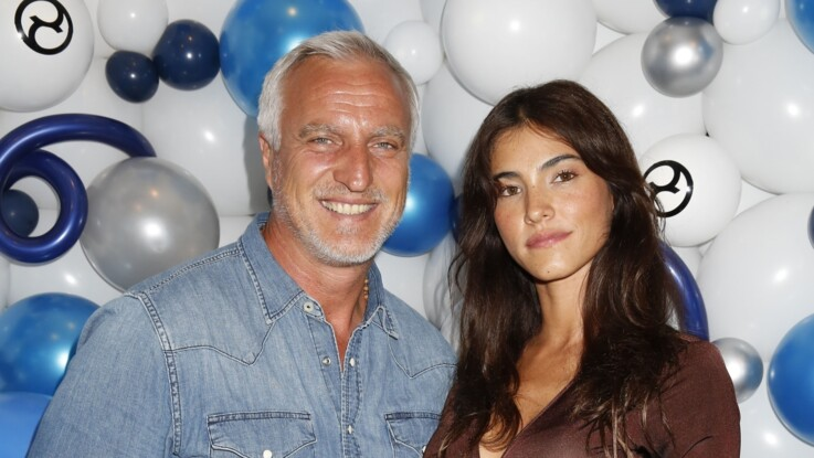Photos - David Ginola : Qui est sa compagne, Maëva Denat, de 22 ans sa cadette ?
