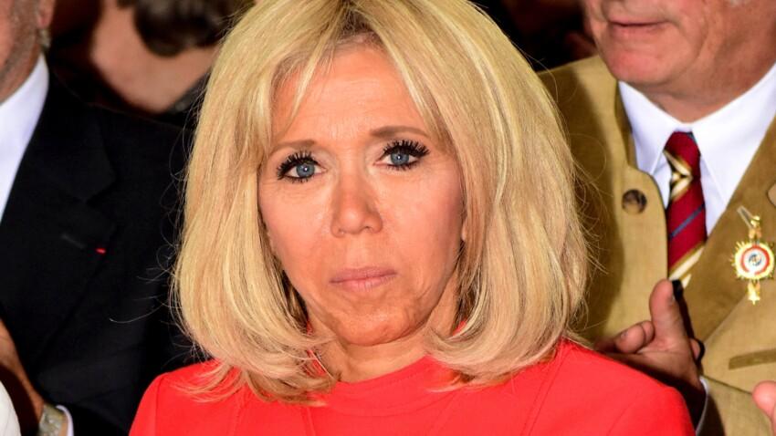 Brigitte Macron refuse qu'on la qualifie de cougar