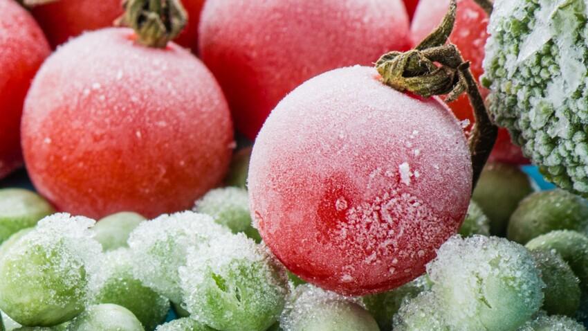 Comment congeler des tomates ?