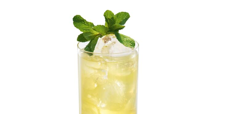 Cocktail Gin Gin Mule