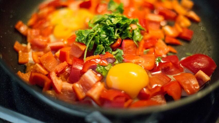 Comment réussir la cuisson du poivron ?