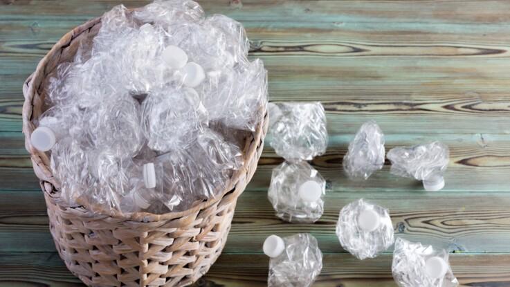 Bouteilles plastiques : 6 utilisations super malignes