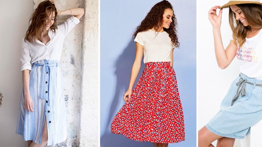 Les jupes les plus canons de l'été 2019, et à tout petit prix !