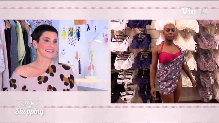 """Les Reines du shopping : en bikini, une candidate se met à """"twerker"""" dans une boutique"""