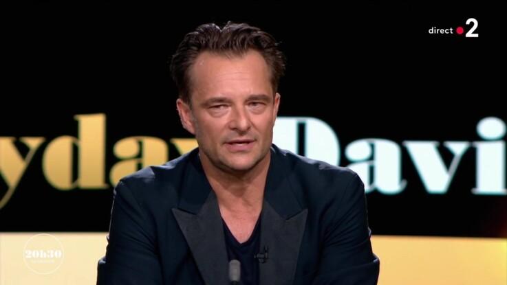 Oups ! Laurent Delahousse embarrasse David Hallyday avec une question sur l'héritage de Johnny