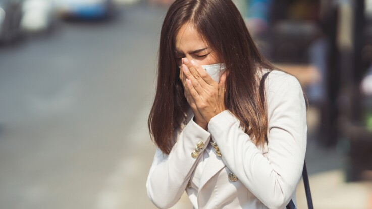 Canicule et pic de pollution : les bons gestes pour se protéger des particules fines ou de l'ozone