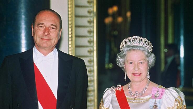 Elisabeth II : l'erreur impardonnable de Jacques Chirac lors d'un dîner à Buckingham
