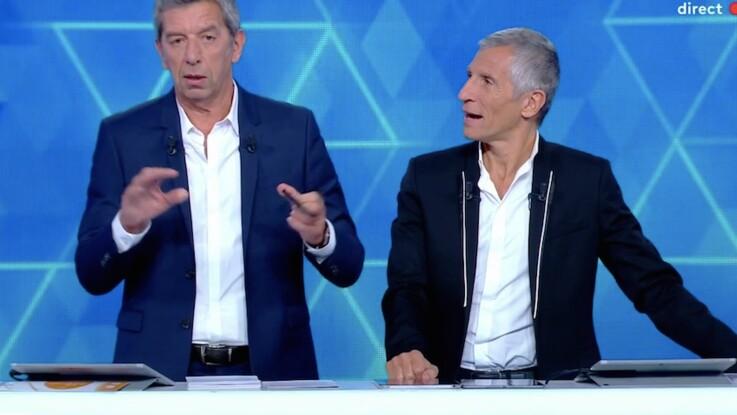 """VIDEO - Hilarant ! Michel Cymès tacle Nagui sur son """"mauvais goût vestimentaire"""", preuves à l'appui"""