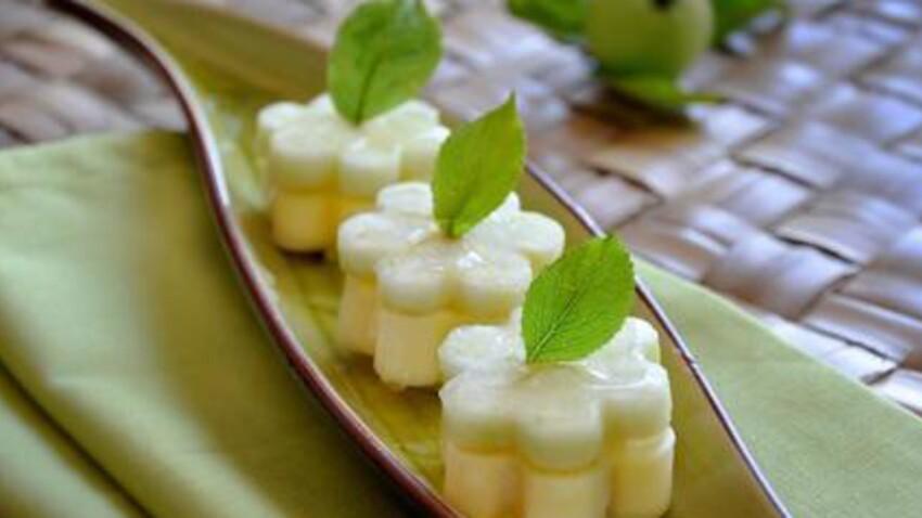 Bouchées aux pommes & raclette de Savoie