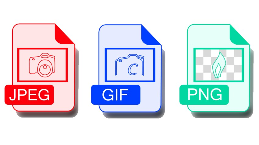 Jpeg, gif, png… Comprendre les différents formats d'images