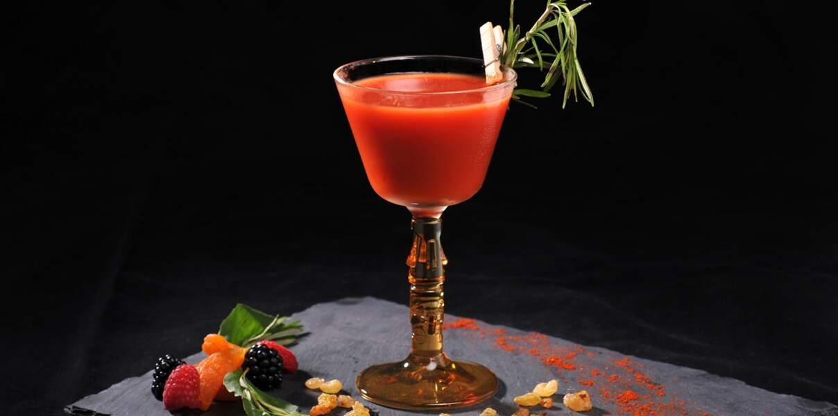 Mocktail Bloody Summer