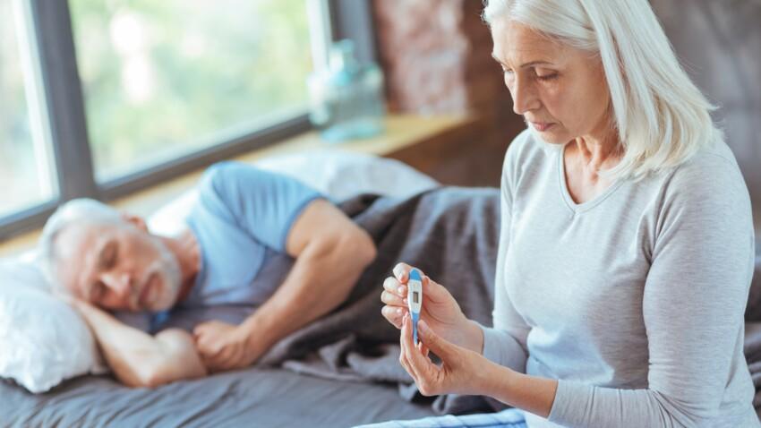 5 erreurs à éviter quand notre mari est malade