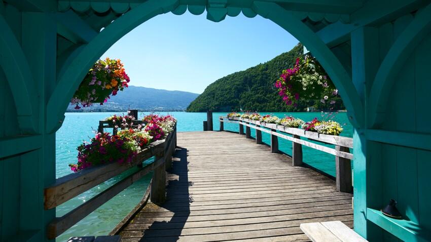5 bonnes raisons de partir en week-end au lac d'Annecy